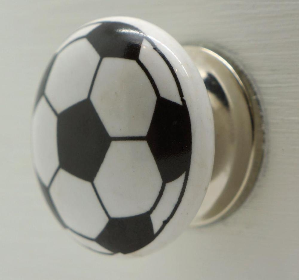 Football Shaped Door Knobs