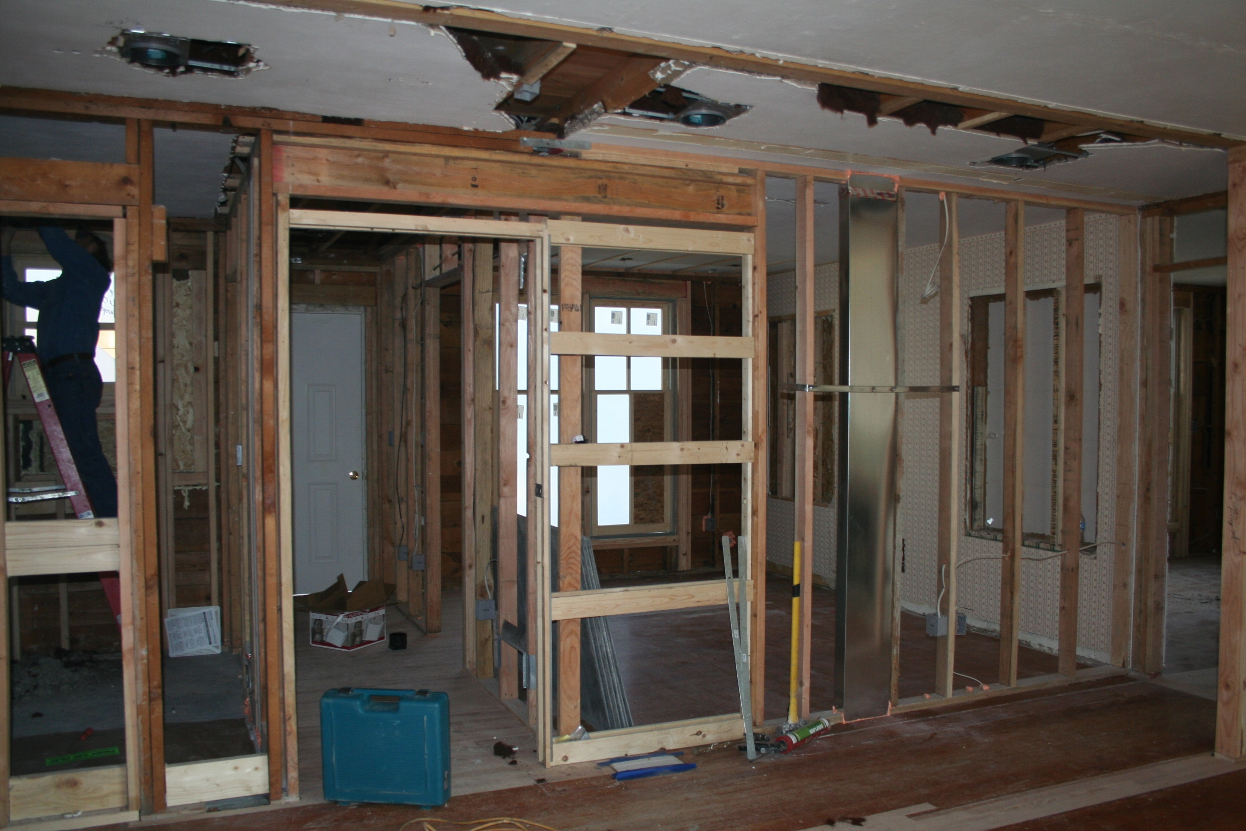 Framing A Pocket Door New Construction