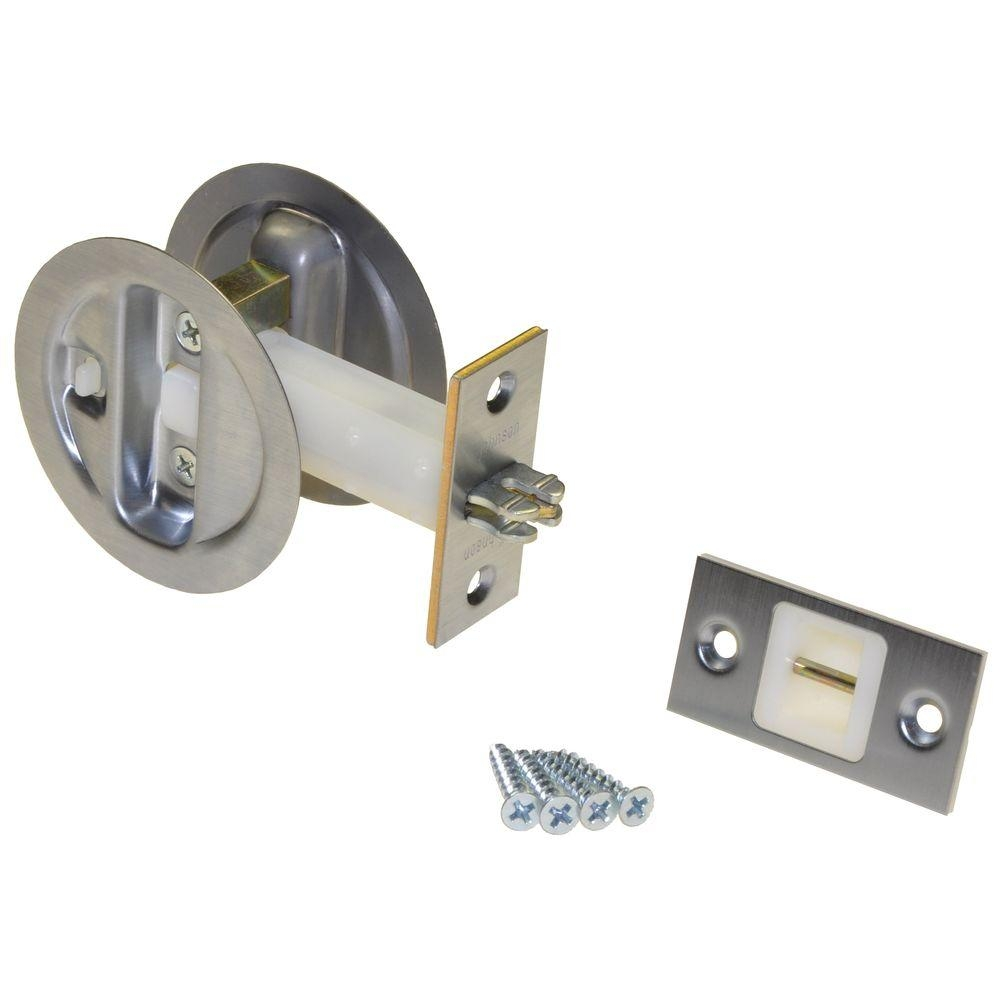 Johnson Pocket Door Privacy Lock