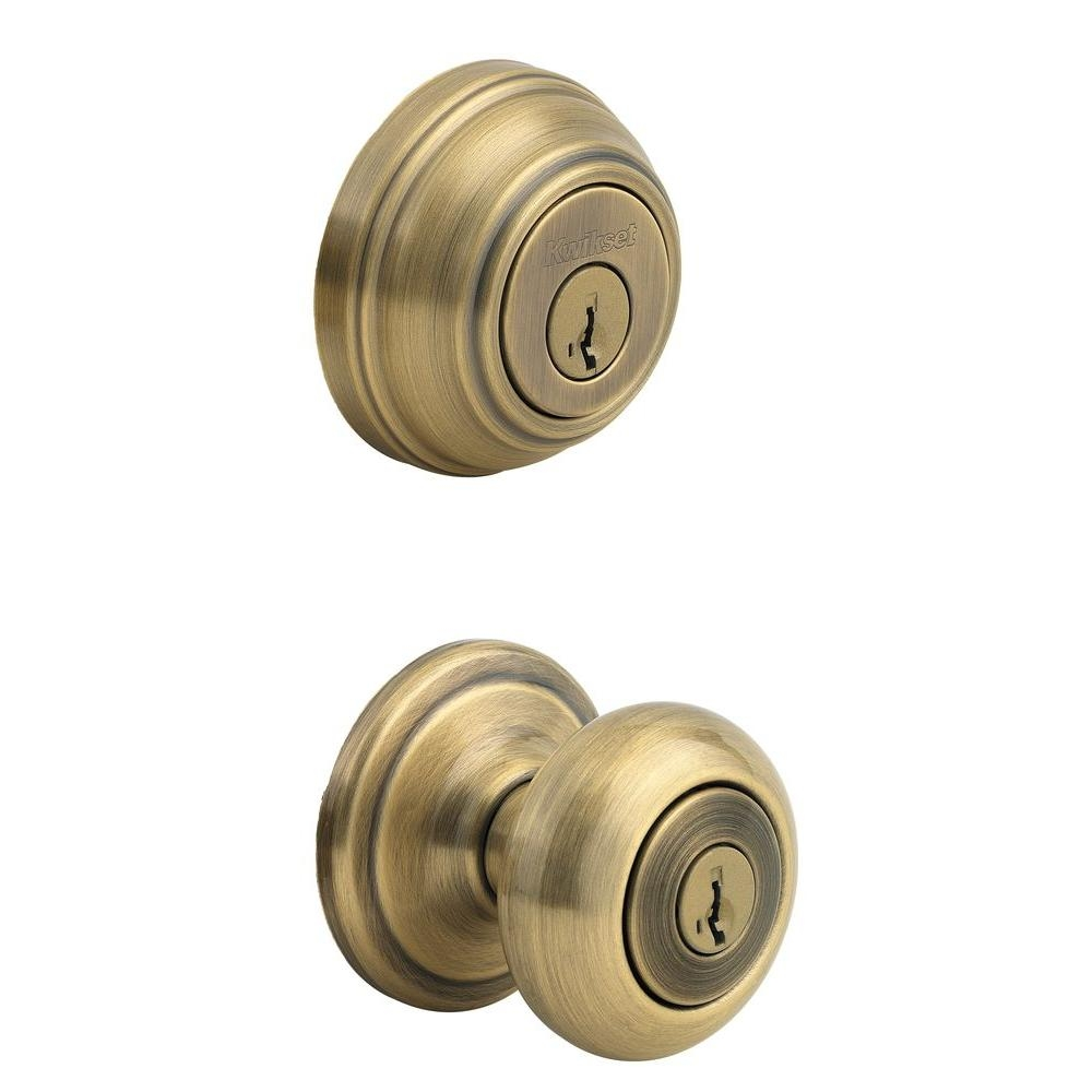 Kwikset Door Knob Finishes