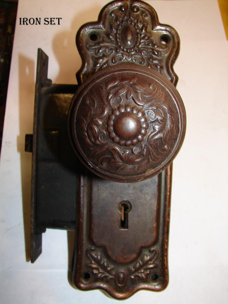 Old Door Knob Sets960 X 1280