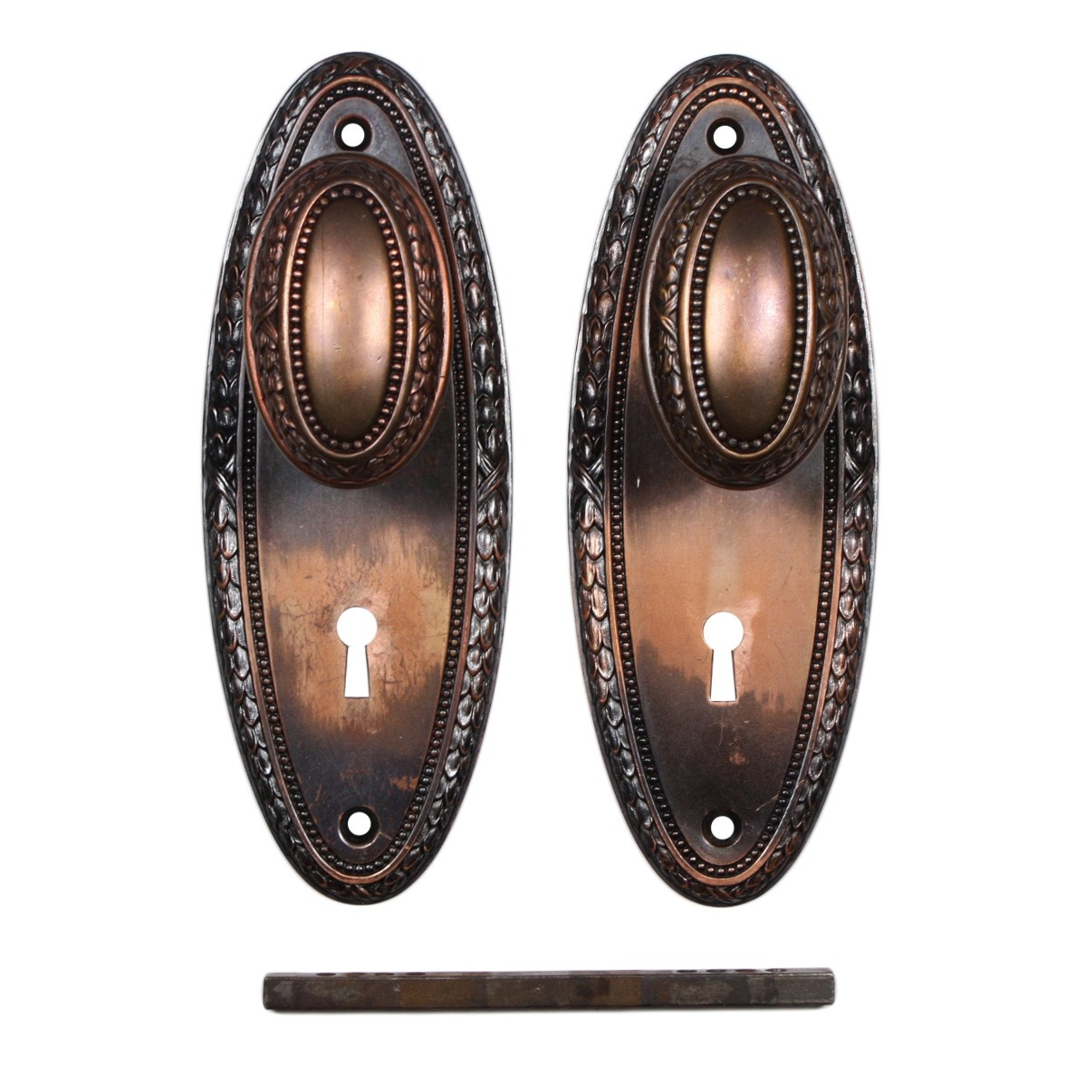 Oval Door Knob Sets