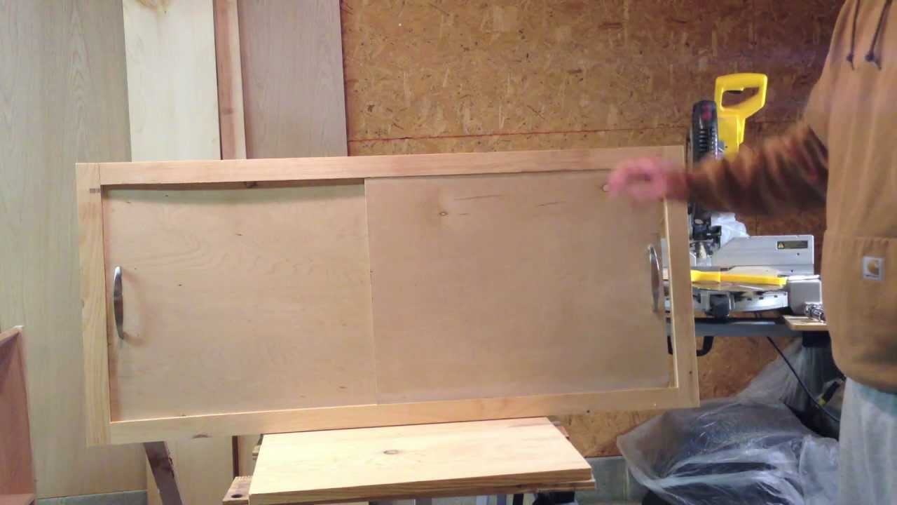 Pocket Door Systems For Cabinets