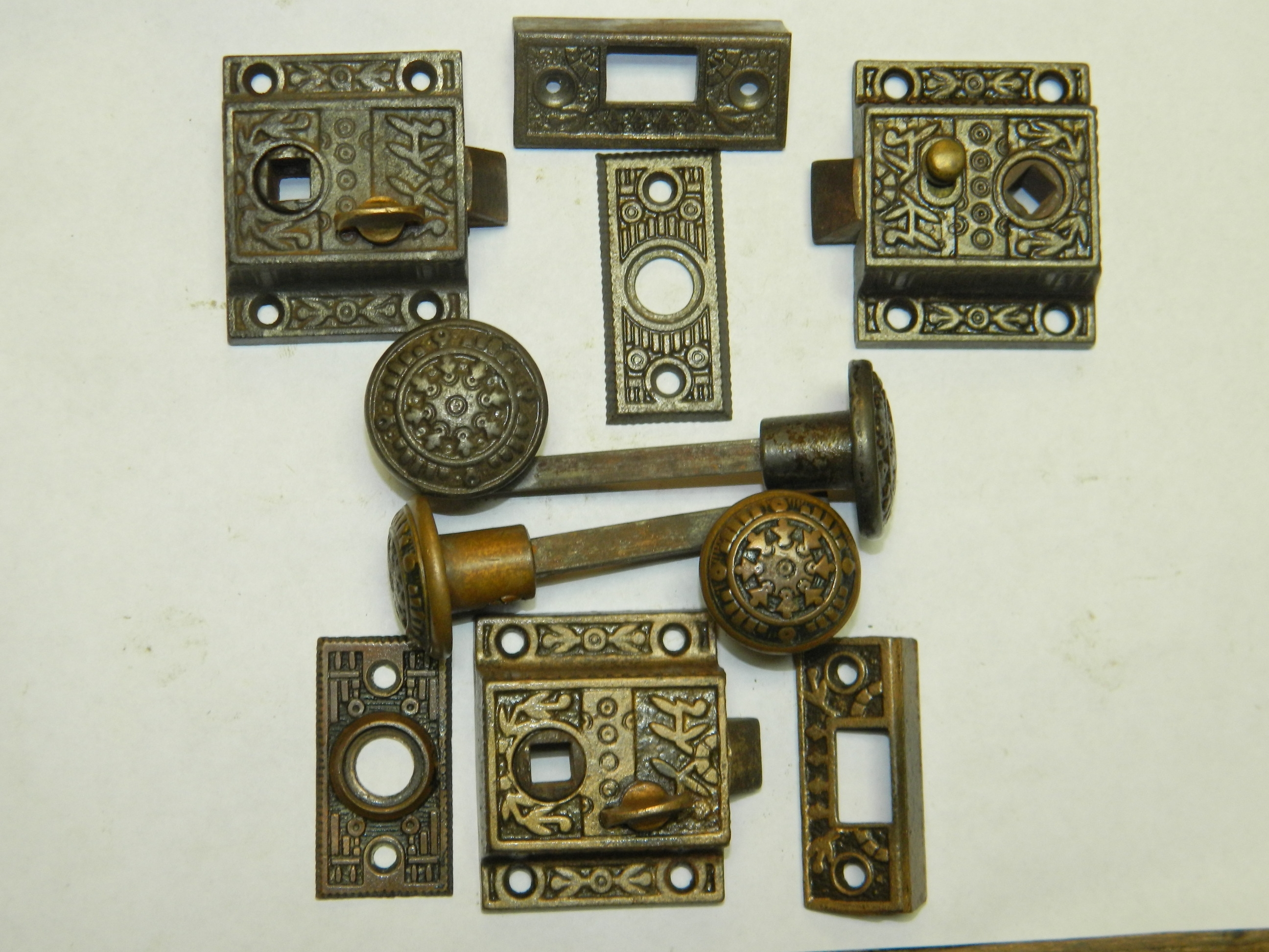 Vintage Screen Door Knobs