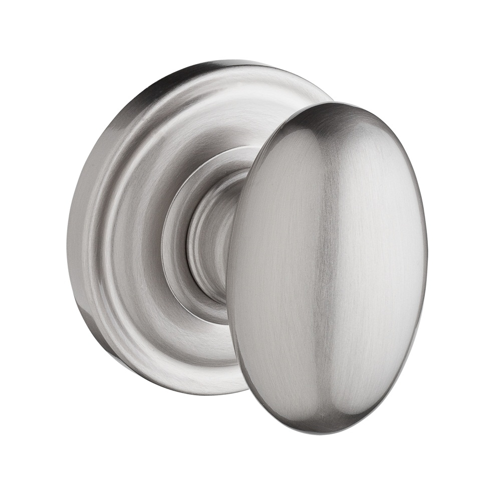 Baldwin Satin Brass Door Knobs