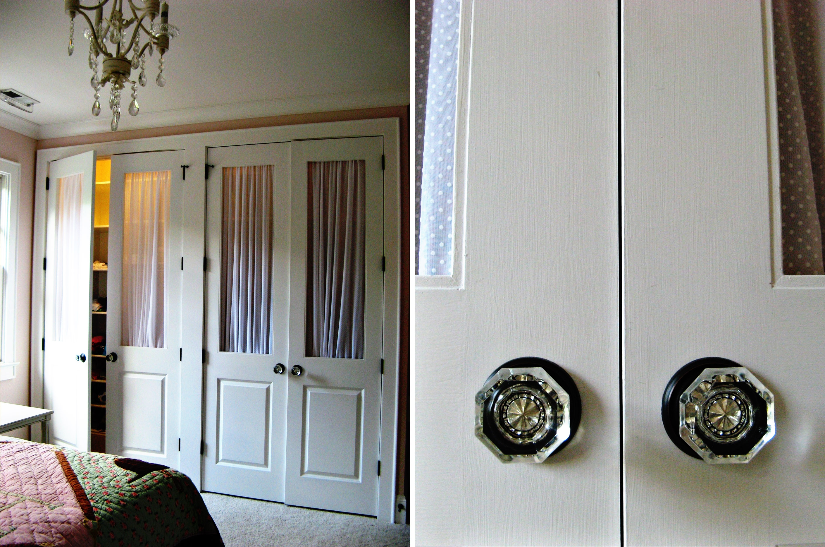 Crystal Knobs For Bifold Doors