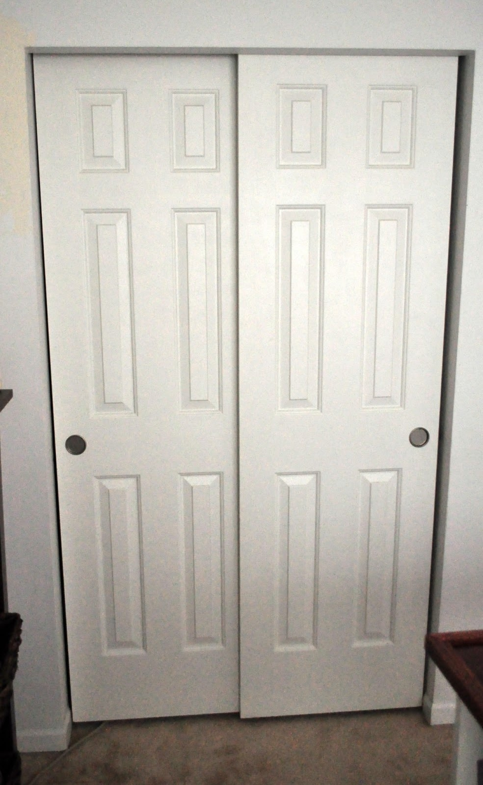 Permalink to Double Pocket Door Closet