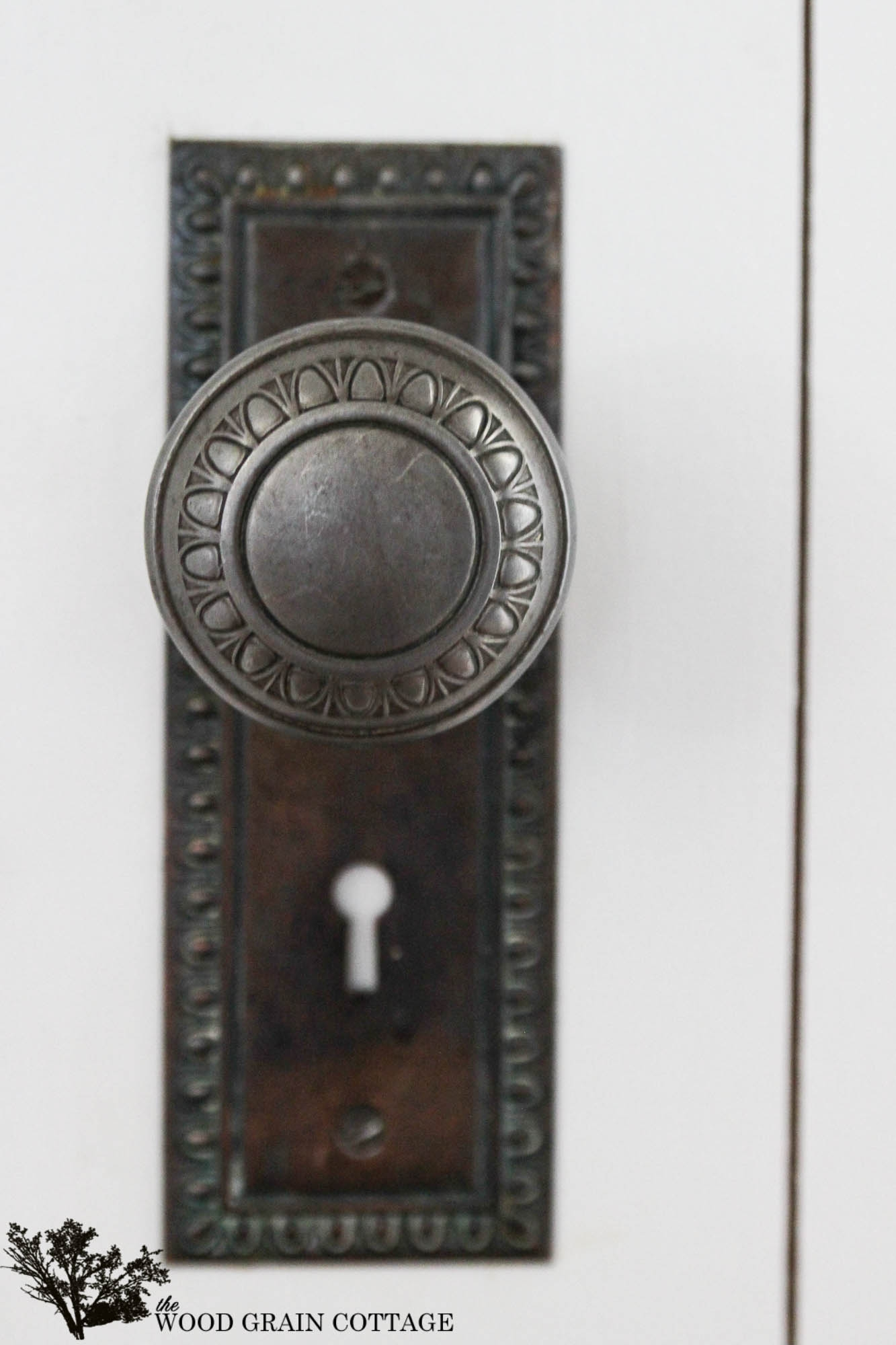Permalink to Old Farmhouse Door Knobs