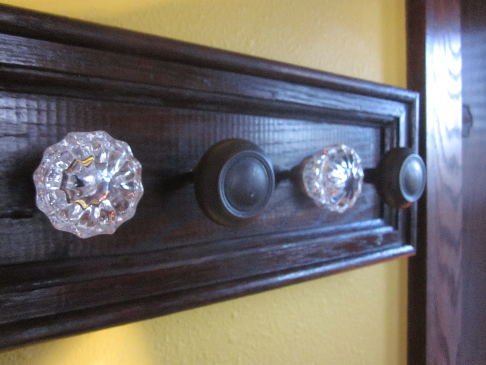 Permalink to Vintage Door Knob Coat Hook
