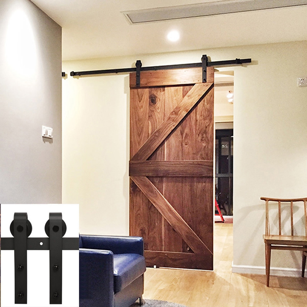 Barn Wood Pocket Doors