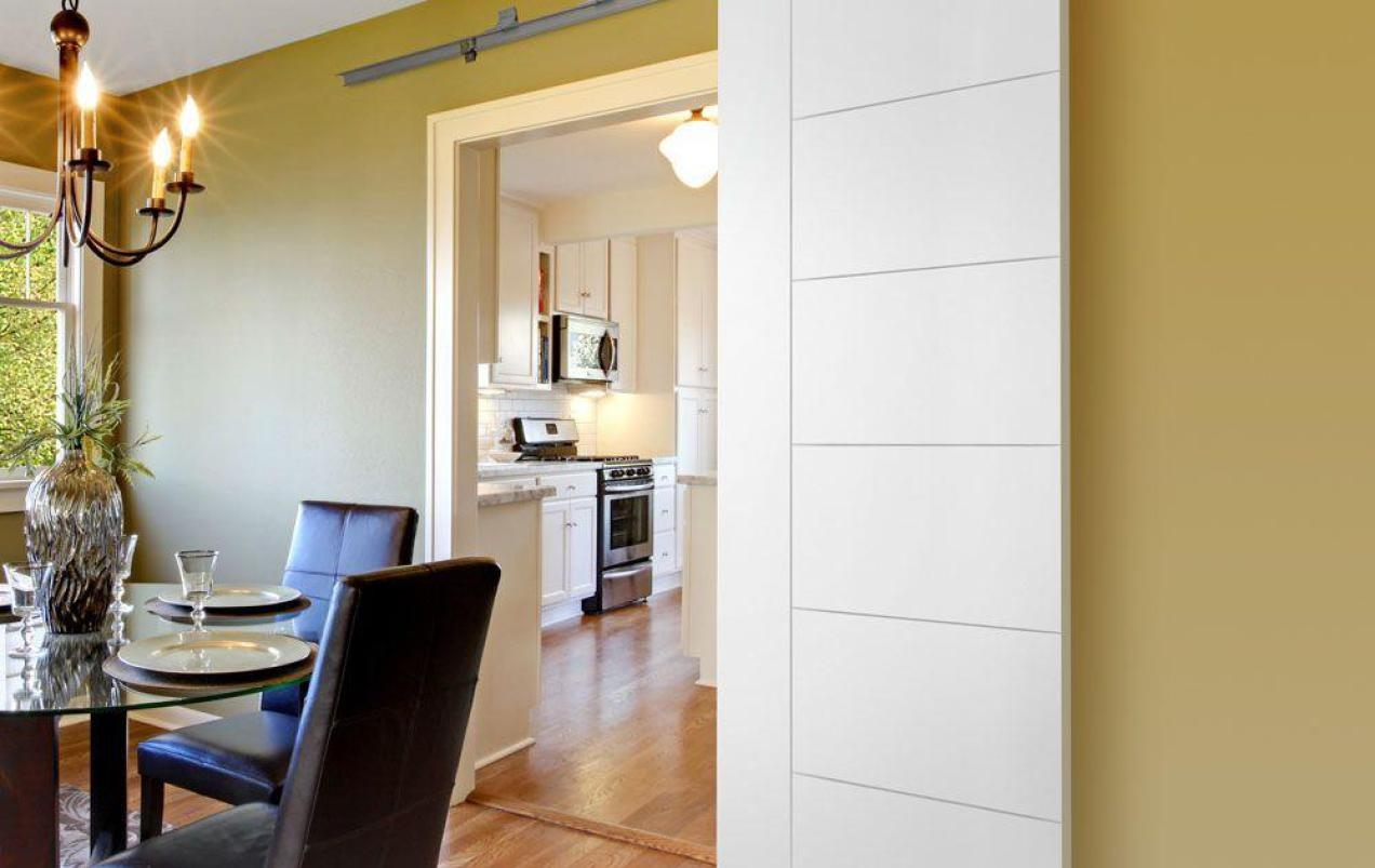 Glass Pocket Door Ideas