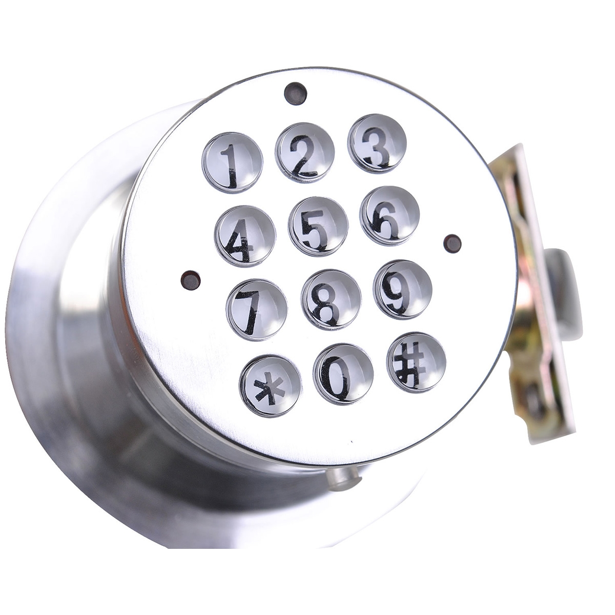 Interior Door Knob With Keypad