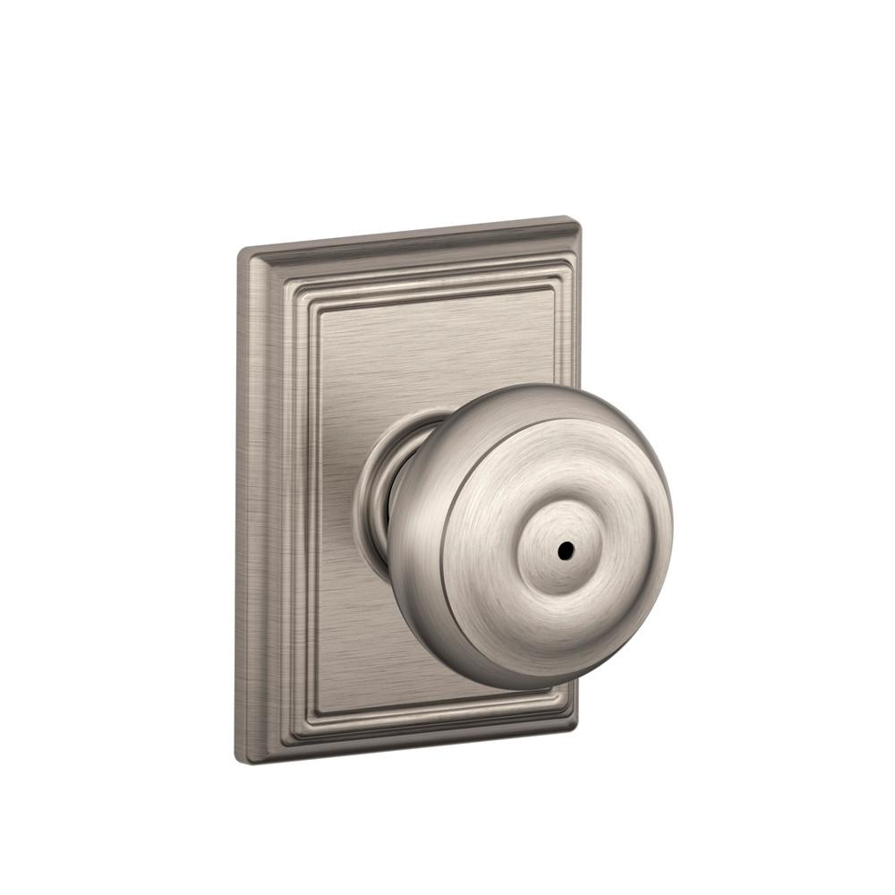 Push Button Privacy Door Knob