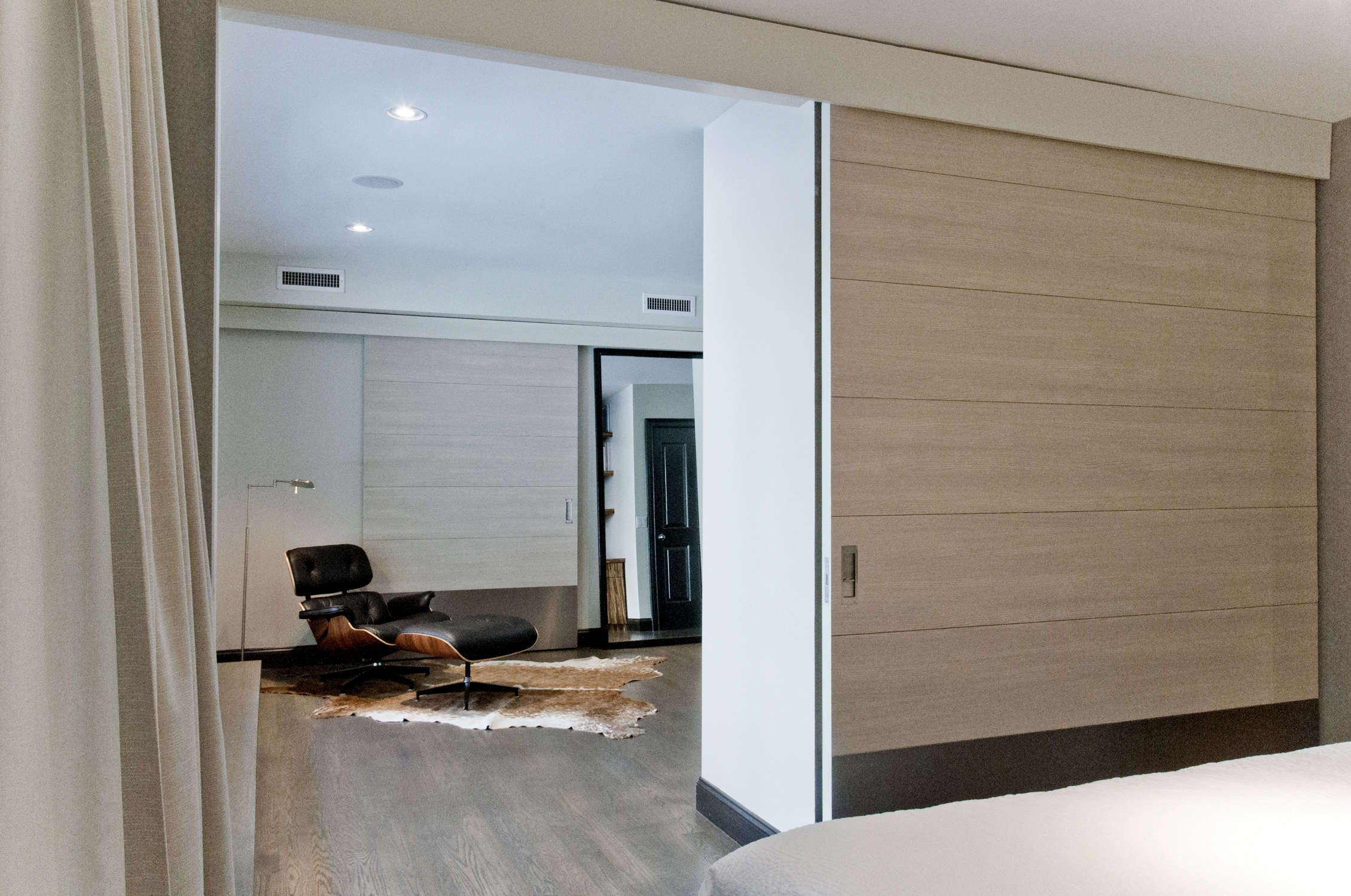 Sound Dampening Pocket Doors