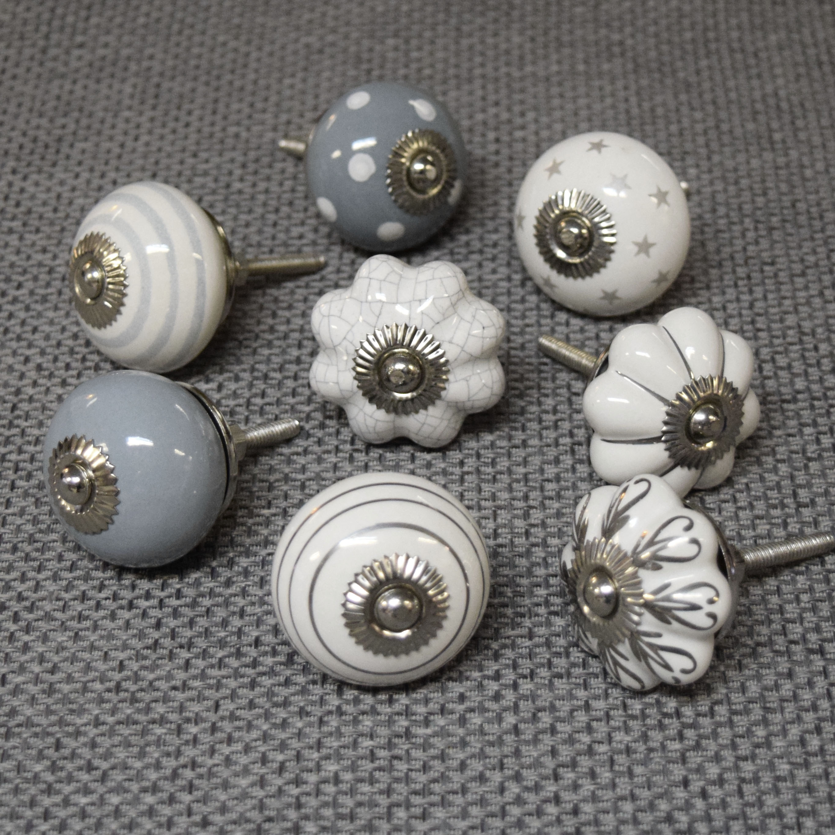 Vintage Cabinet Door Knobs