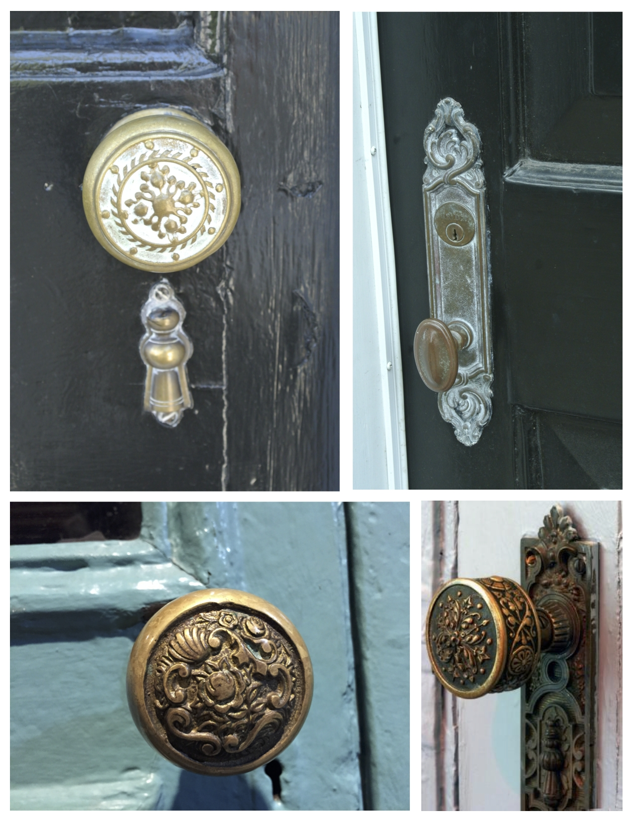 Antique Door Knobs Doorknobsform function of architectural features the artistry of vintage