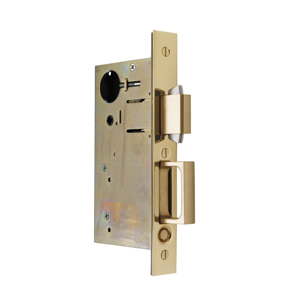 Mortise Privacy Pocket Door Lock