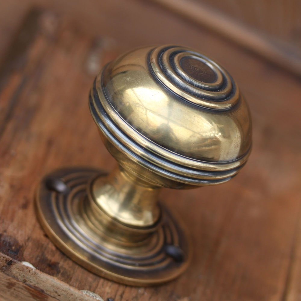 Period External Door Knobs