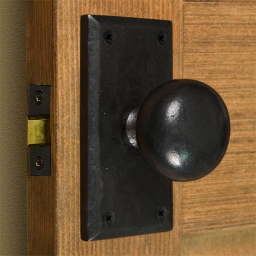 Door Knob Hardware Terms