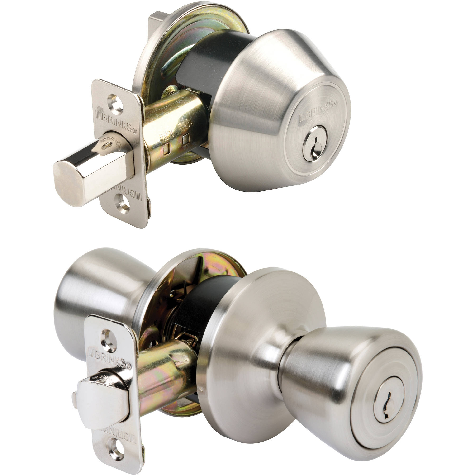 Door Knob With Key Lock On Both Sides