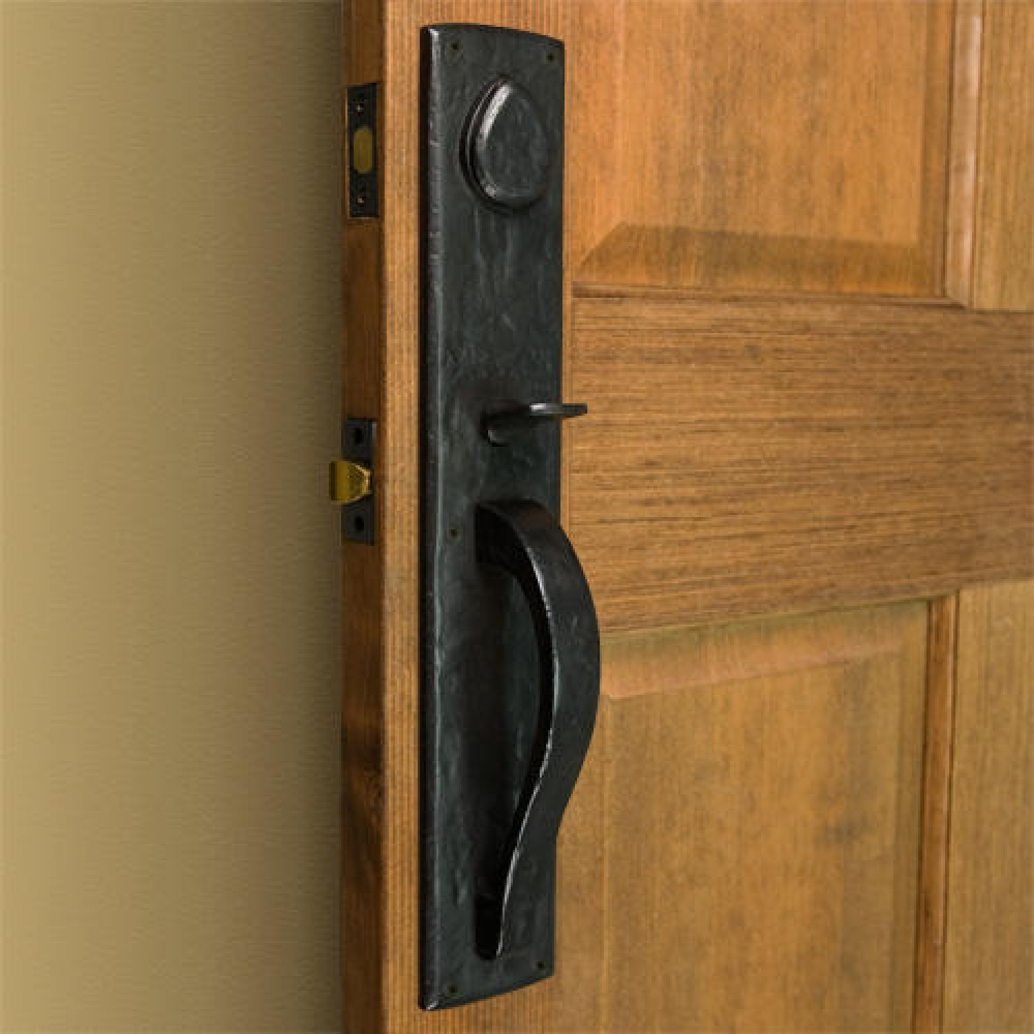 Heavy Duty Exterior Door Knob