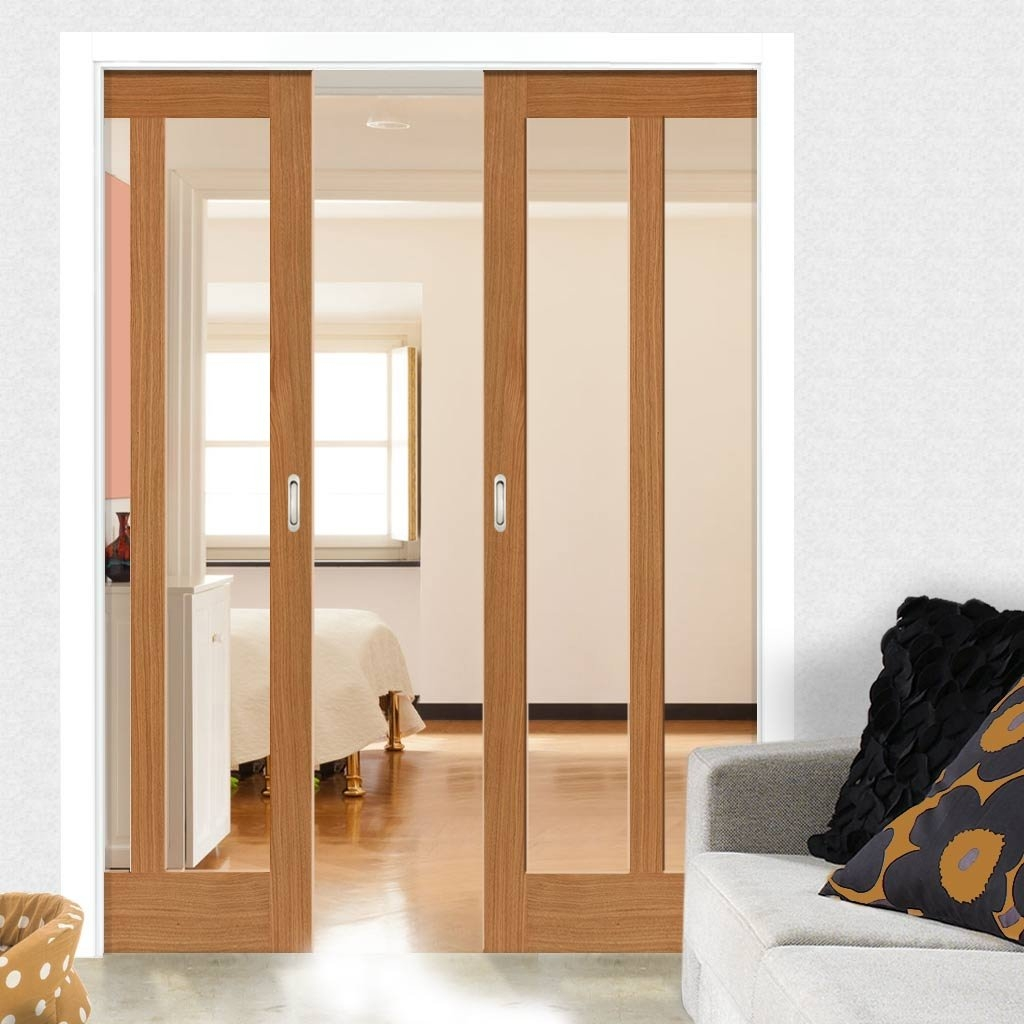 Pocket Doors With Glass