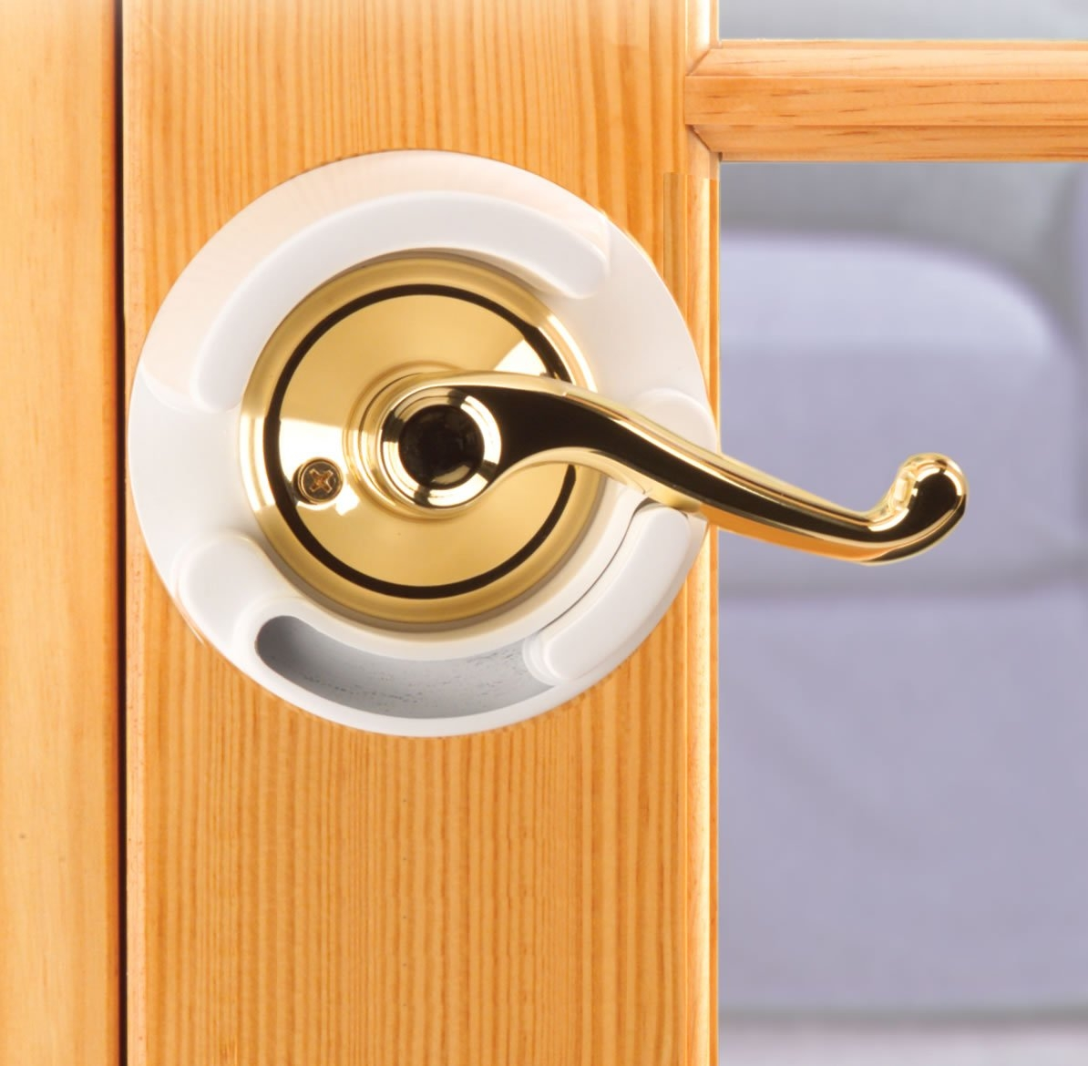 Safety Door Knob Covers Lever