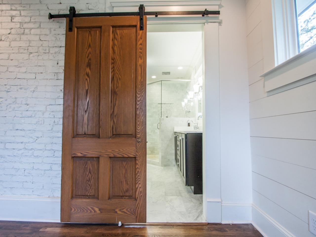 Sliding Barn Pocket Door
