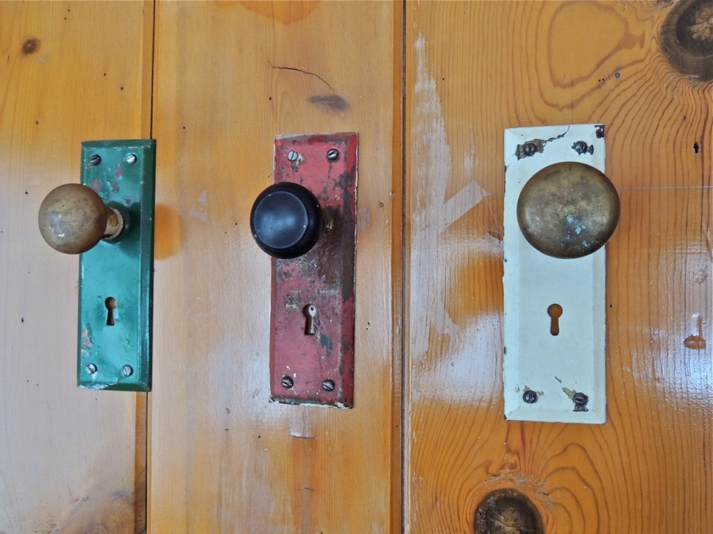 Wall Plate For Door Knob
