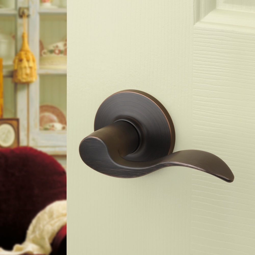 Dark Oil Rubbed Bronze Door Knobs