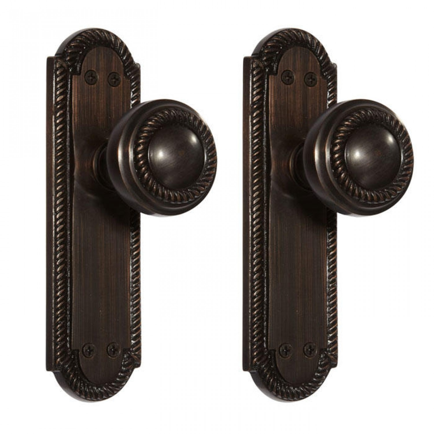 Decorative Door Knob Backplates