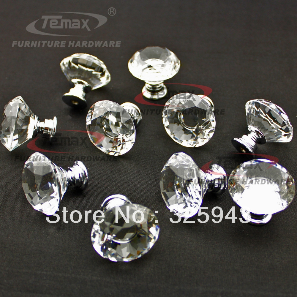 Glass Door Knobs For Dressers