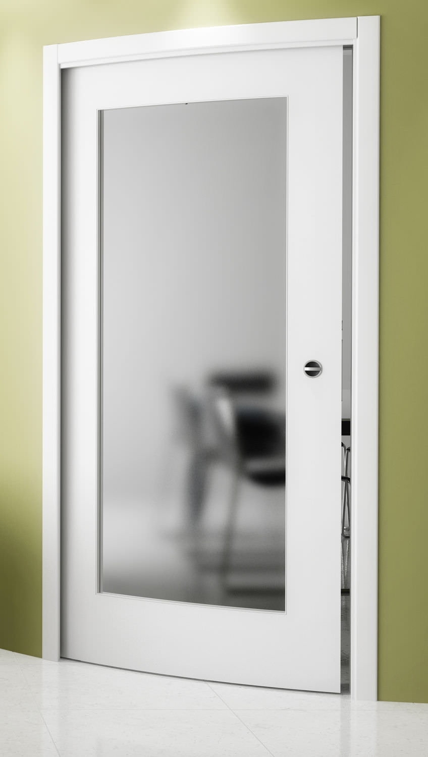 Interior Pocket Doors With Glass Panels