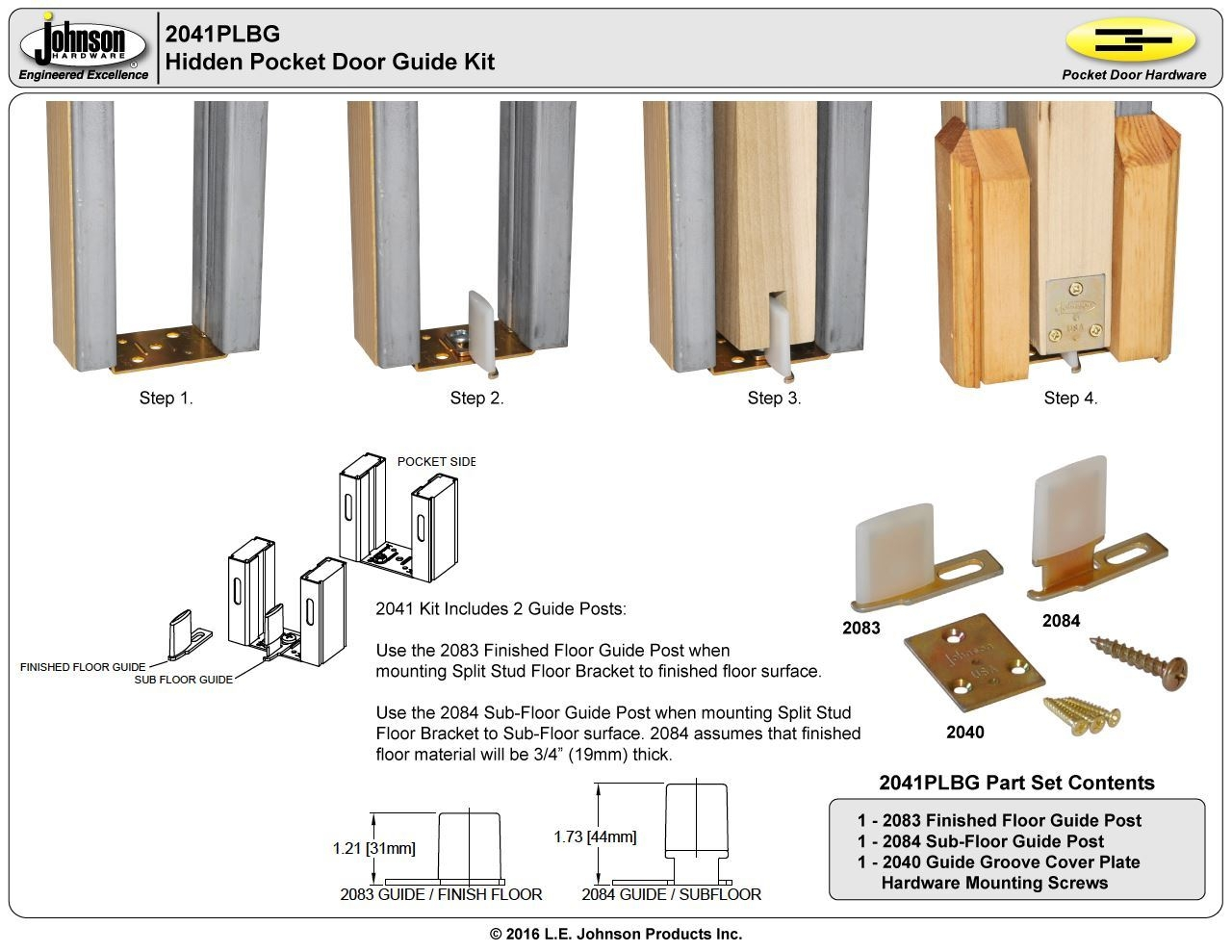 Johnson Pocket Door Floor Guide Johnson Pocket Door Floor Guide johnson pocket door floor guide patio doors and pocket doors 1280 X 989