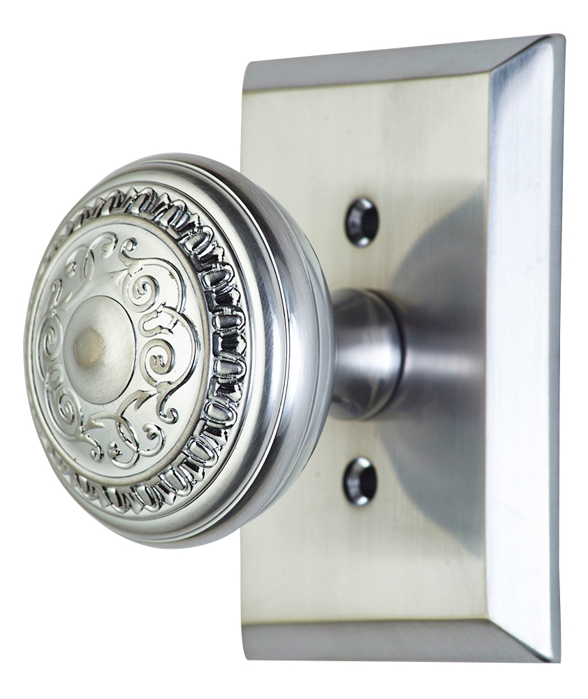 Modern Round Glass Door Knobs