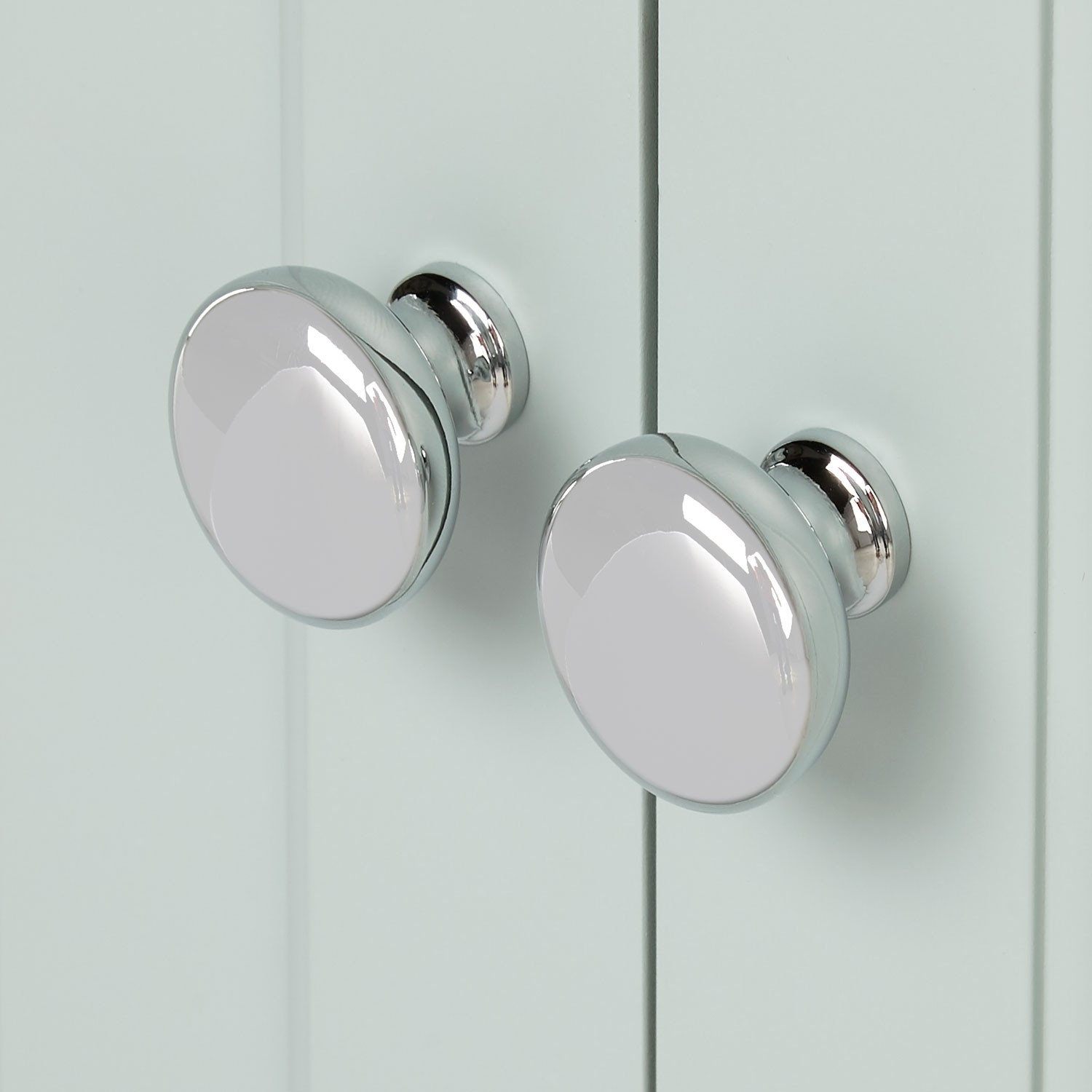 Sage Green Door Knobs