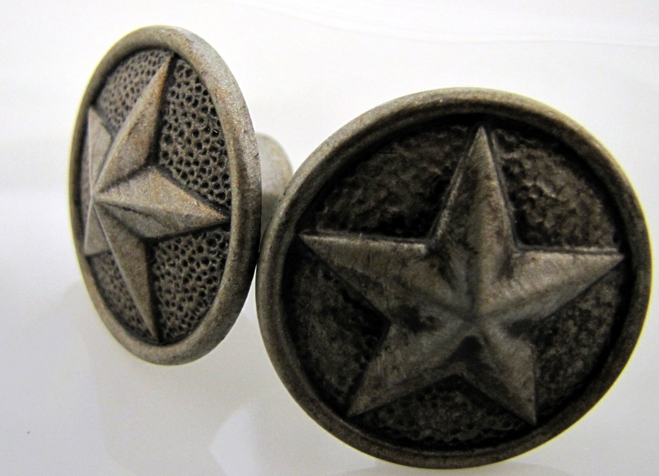 Star Cabinet Door Knobs