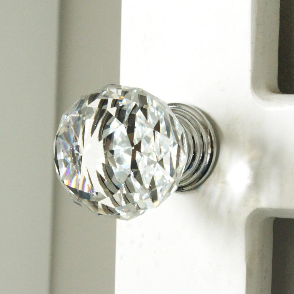 Permalink to Swarovski Crystal Cabinet Door Knobs