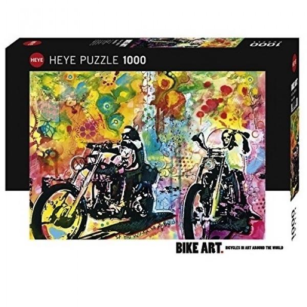 [09826] Quebra cabeça - Easy Rider - 1000 peças