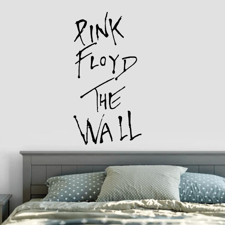 Adesivo De Parede - Pink Floyd - The Wall