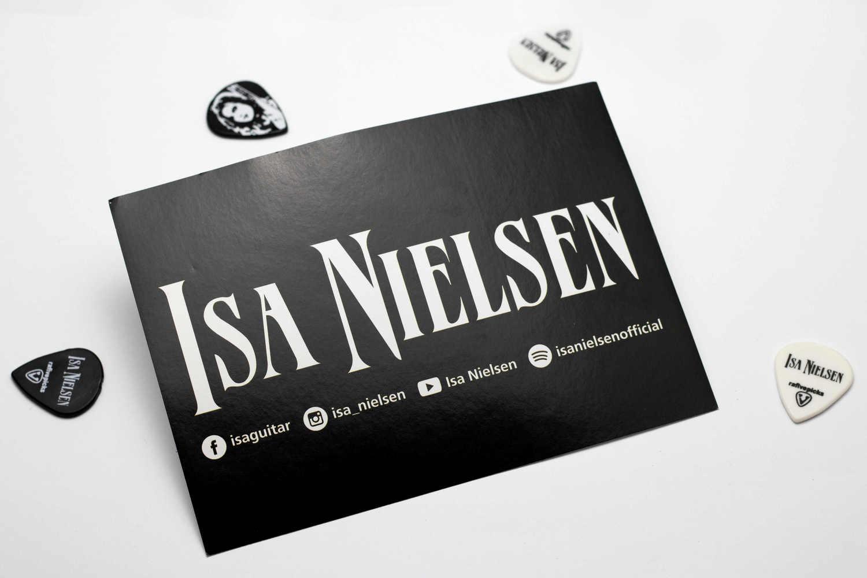 Adesivo Isa Nielsen - Sticker