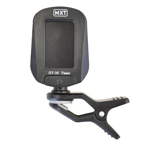 Afinador Digital Cromático GT-30 Clip - MXT