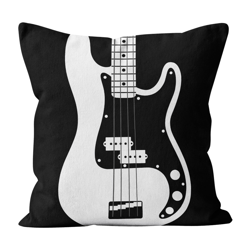 Almofada Pillowshow Square Rock Som Baixo Precision Squ008
