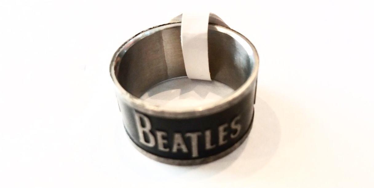 Anel Em Aço The Beatles N°22