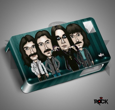 Black Sabbath - Capa de Celular Exclusiva