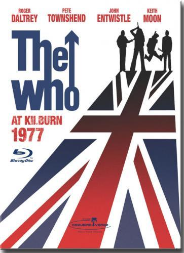 Blu Ray The Who - at Kilburn 1977
