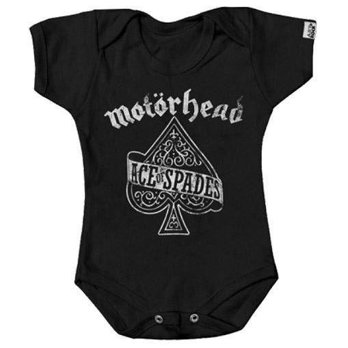 Body Infantil Motorhead