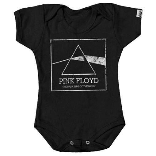 Body Infantil Pink Floyd