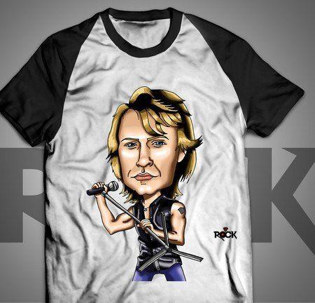 Bon Jovi - Camiseta Exclusiva