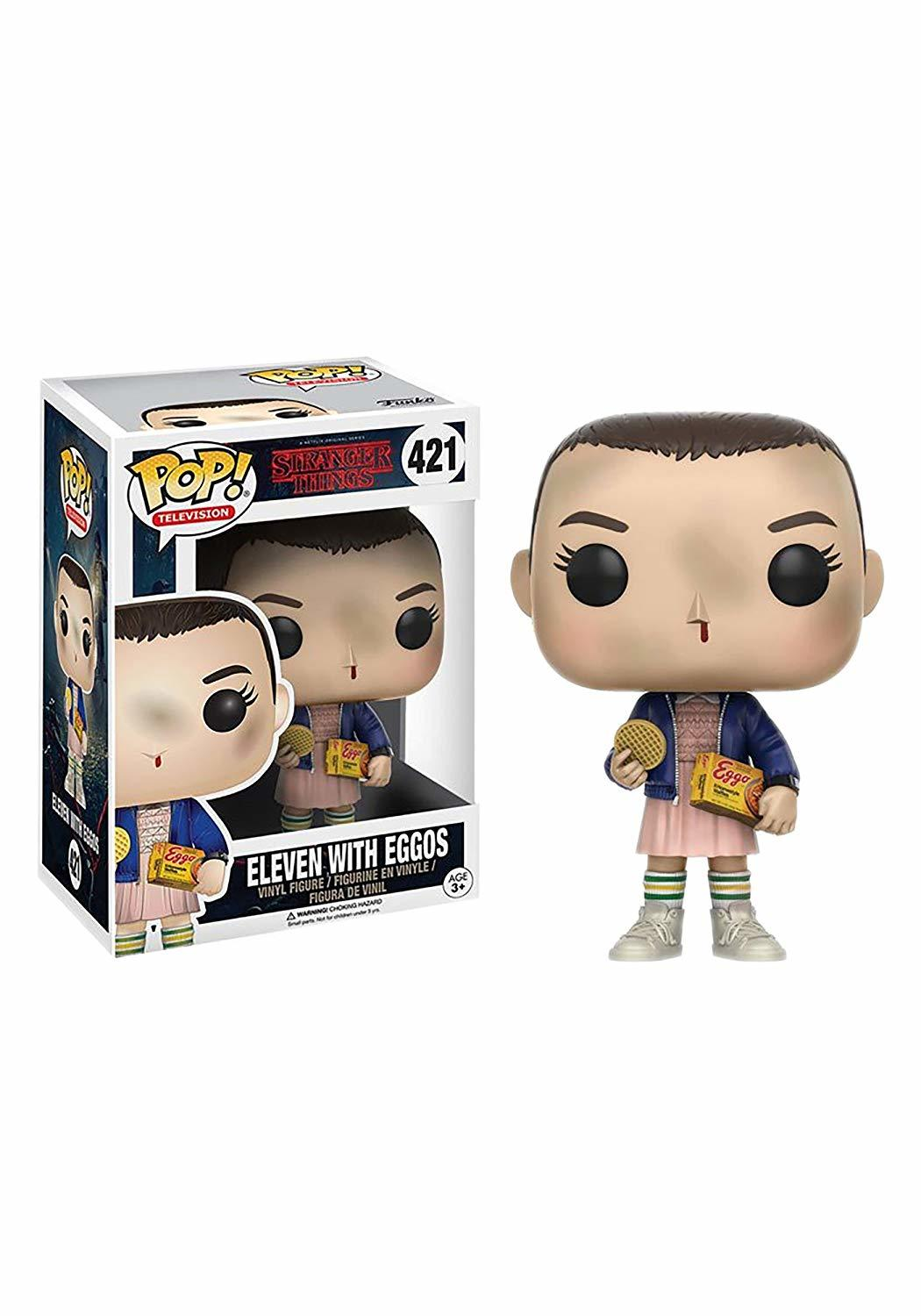 Eleven with Eggos - Funko POP! Stranger Things